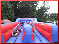 Inflatable Games For Blackpool Lancashire And Nw England
